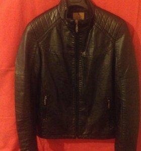 Мужская  куртка(эко кожа)