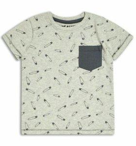 Мальчику футболки,джемпера,пуловеры