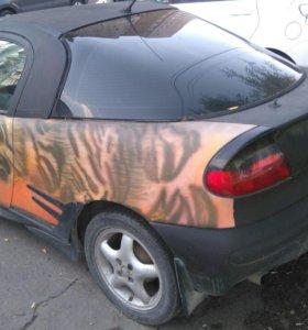 Автомобиль Опель Тигра