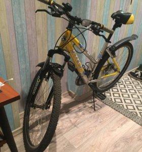 Велосипед stels miss