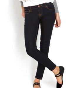Новые джинсы forever21