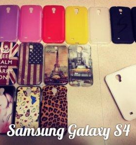 Samsung Galaxy S4 новые чехлы