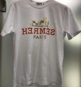 Футболка новая Hermes 44-46-48