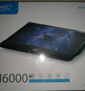 Подставка для охлаждения ноутбука (новая)