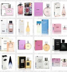 Европейский парфюм
