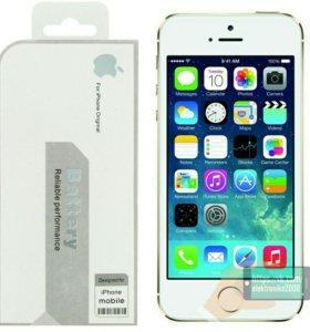 Оригинальный аккумулятор iPhone 5s. Скидка. Акция