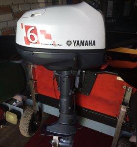Yamaha 6 л.с.