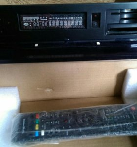 Приставка UNI-box 2 ТВ-Спутник-кабель