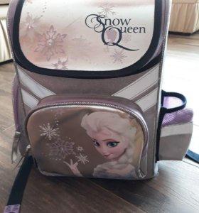 Школьный портфель Холодное Сердце Эльза