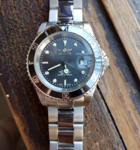 Мужские механические часы Invicta Pro Diver