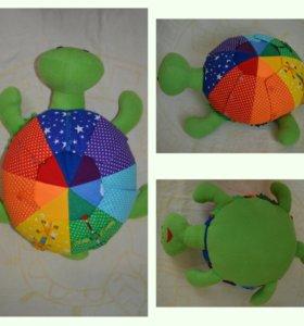 Развивающая игрушка - черепашка