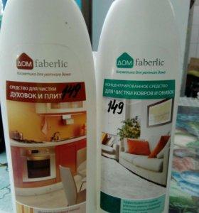 Ср-во для чистки духовок и плит, для ковров и обив