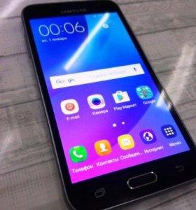чек 30.11.2017 samsung Galaxy J3-2016 новый