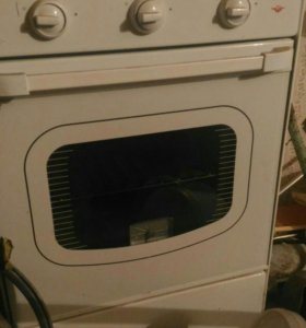 Газовая плита 2 комфорки