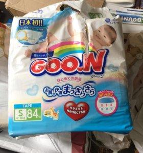 Памперсы Goon размер S