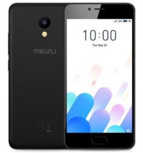Смартфон Meizu M5C 16Gb (M710H) EU Spec Black