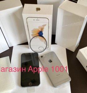 iPhone 6 64gb новый,Акция по 15 сентября