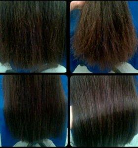 🔴🔴Полировка волос