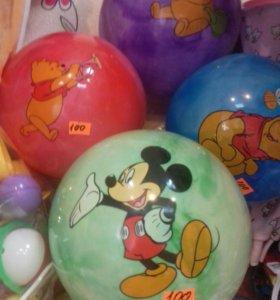 Новые мячи