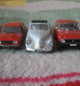 продам модели авто