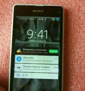 Дисплей sony xperia z1 mini