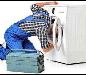 Ремонт двигателя на стиральной машине автомат.