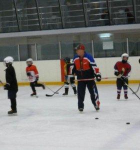 Хоккей в Калининграде