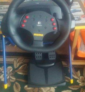 руль для PC, PS3