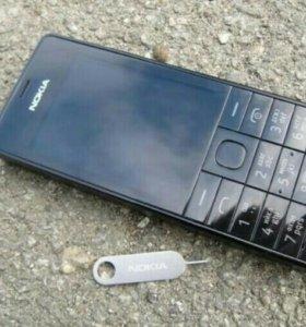 Nokia 515 (На 2 сим карты)