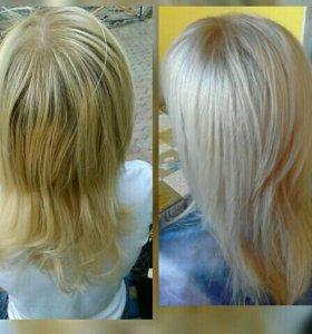 Услуги парикмахера на дому