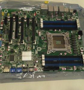 Материнская плата Intel DX79SI LGA2011 2011