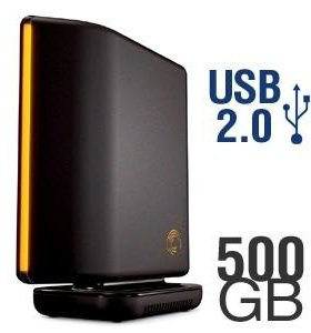 Seagate Freeagent Desk 500Gb