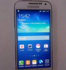 Смартфон Samsung S4 mini duos