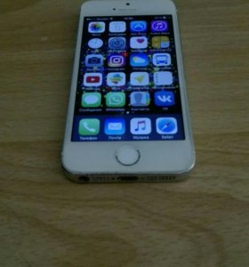 iPhone 5S Silver 16гб.
