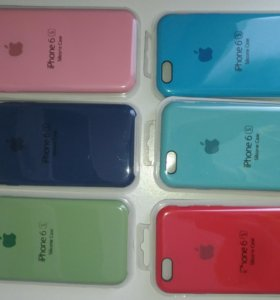 iPhone 6,6s silicon case soft touch original
