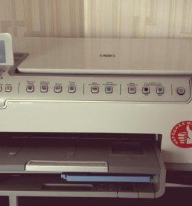 Струйный принтер, сканер, ксерокс