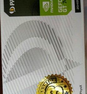Продам Игровую карту- Geforce GT 740