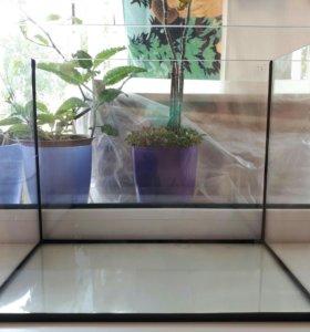 Продам аквариум на 35-40литров