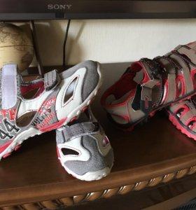 Обувь детская. 35 размера