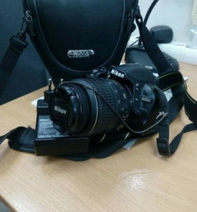 Nikon 3100 kit