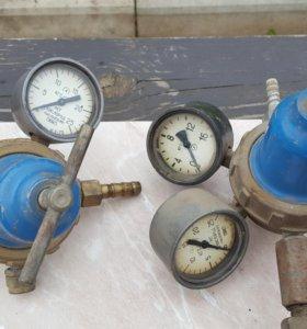 Комплект редукторов для газовой сварки ГКП-1-65