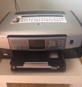МФУ HP Photosmart C7100