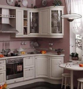 Кухня Сосна Белая