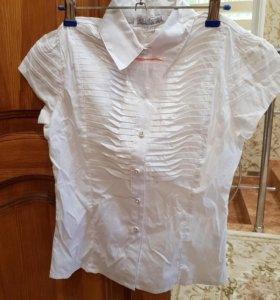 Рубашки на девочек