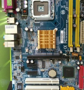 Материнская плата intel Gigabyte GA -81945PLGE-RH