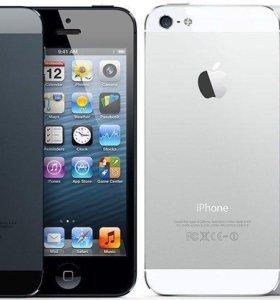 Apple iPhone 5 16gb. black