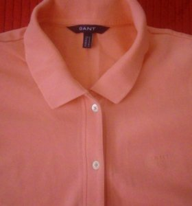 Розовое поло