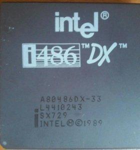 Intel i468 DX