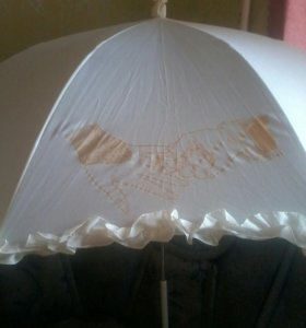 Продам свадебные зонты.