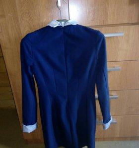 Школьное платье размер 44